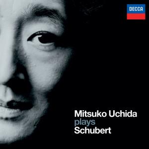 內田光子的專輯Mitsuko Uchida plays Schubert