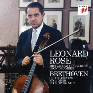 Album Beethoven: Cello Sonata No. 3 & 5 ((Remastered)) from Leonard Rose