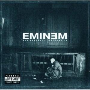 Eminem的專輯The Marshall Mathers LP