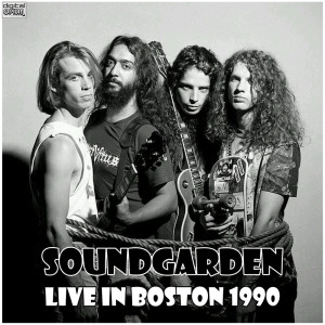 Soundgarden的專輯Live In Boston 1990