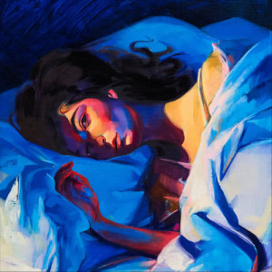 Lorde的專輯Melodrama