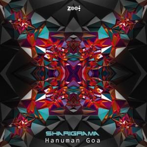Sharigrama的專輯Hanuman Goa