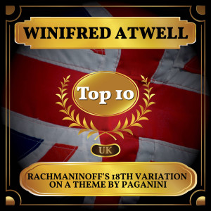 Album Rachmaninoff's 18th Variation on a Theme by Paganini from Winifred Atwell
