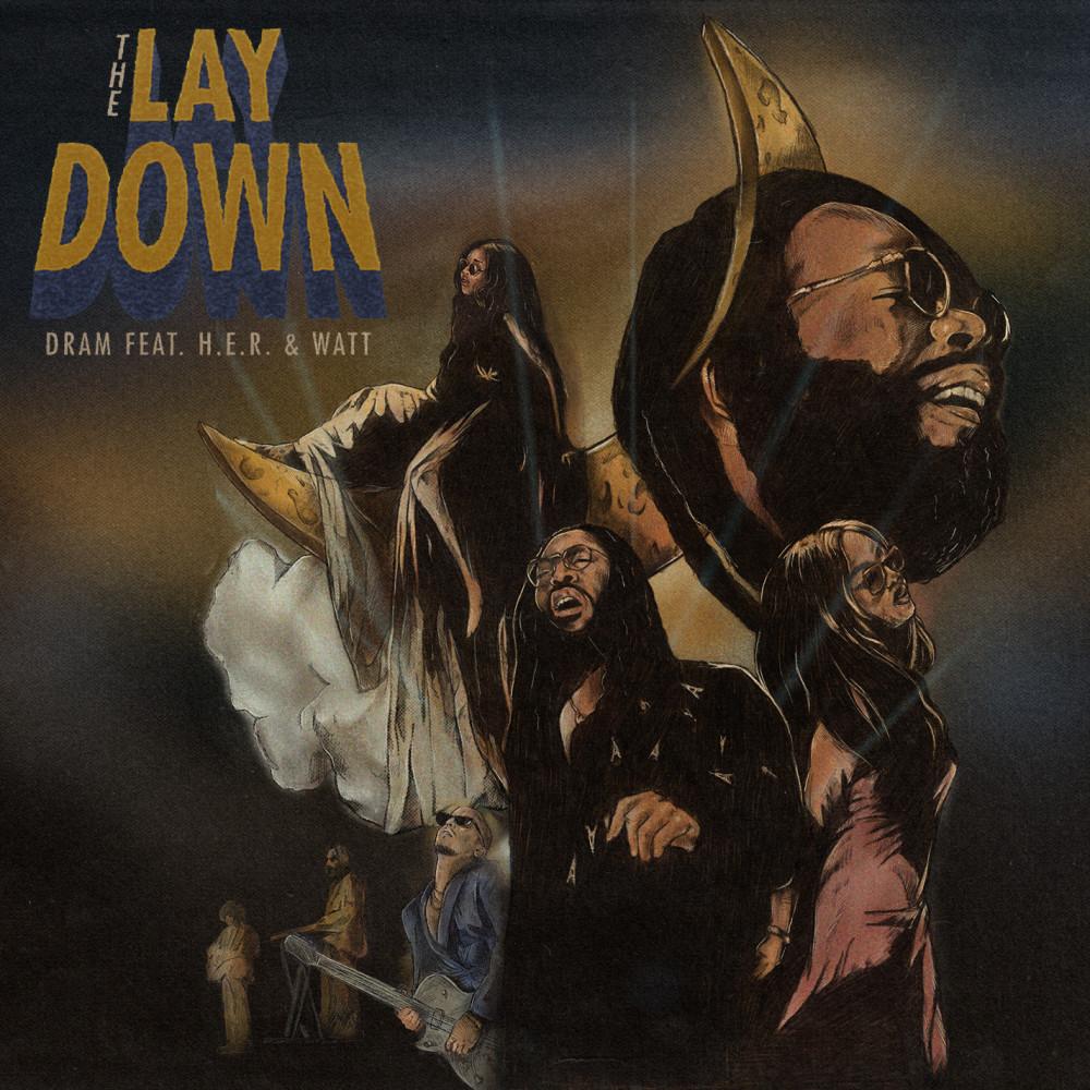 ฟังเพลงอัลบั้ม The Lay Down (feat. H.E.R. & WATT)