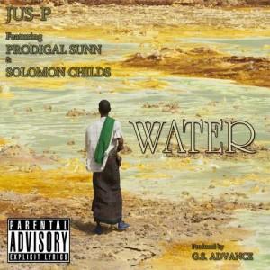 Album Water (Explicit) from Jus-P