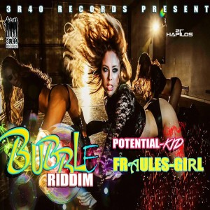 Album Fraules Girl from Potential Kidd
