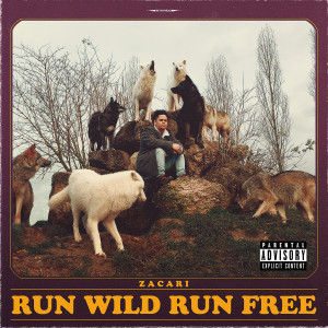 Album Run Wild Run Free from Zacari