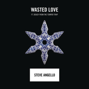 Album Wasted Love from Steve Angello
