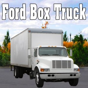 Sound Ideas的專輯Ford Box Truck Sound Effects