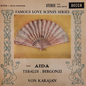 Album Aida from Renata Tebaldi