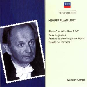 Wilhelm Kempff的專輯Kempff Plays Liszt