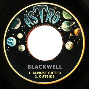 Album Almost Gifted / Outside from Blackwell