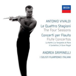 Andrea Griminelli的專輯The Four Seasons - Flute concertos
