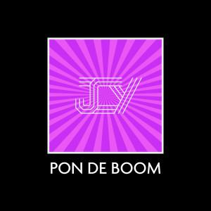 Album Pon De Boom from JCY