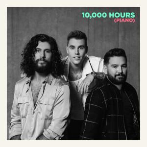 Download Lagu Dan + Shay - 10,000 Hours (Piano)