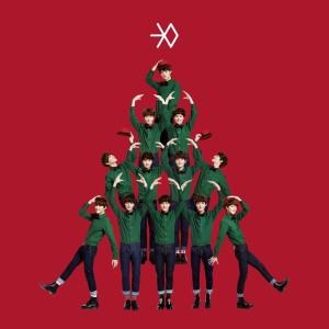 EXO的專輯十二月的奇跡 (Chinese Ver.)