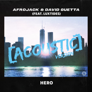 Album Hero (feat. Luxtides) (Acoustic Version) from Afrojack