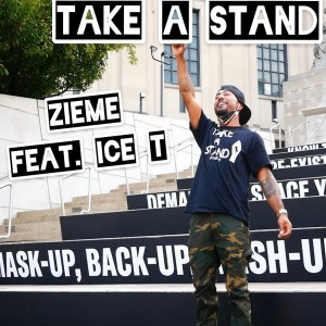 Album Take a Stand from Ice-T