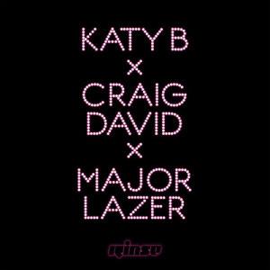 Album Who Am I from Katy B