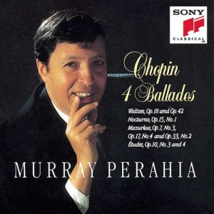 收聽Murray Perahia的Ballade No. 2 in F Major, Op. 38歌詞歌曲