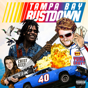 Album Tampa Bay Bustdown from Chief Keef