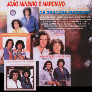 Os Grandes Sucessos 1998 Joao Mineiro