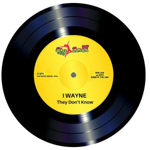 Album They Don't Know from I Wayne