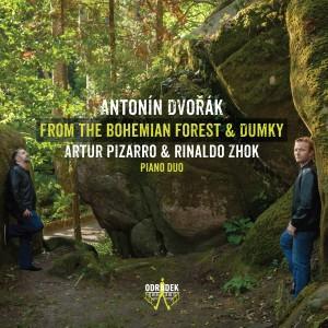 Artur Pizarro的專輯Antonín Dvořák: From the Bohemian Forest & Dumky