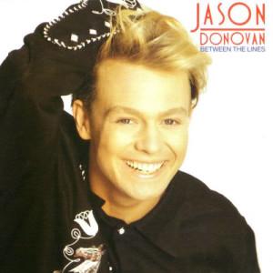 Album Between the Lines from Jason Donovan