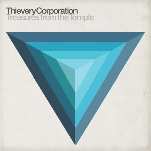 Album Treasures from the Temple from Thievery Corporation
