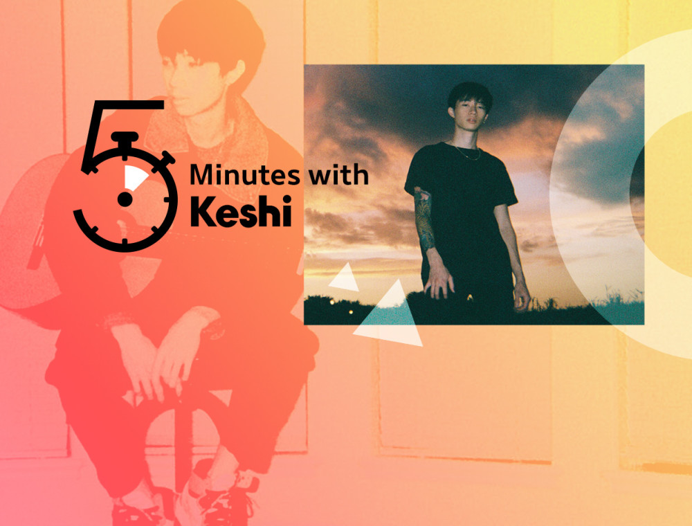 5 Minutes With Keshi