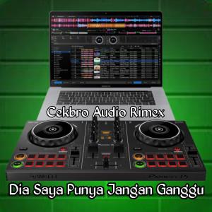 Dengarkan Dia Saya Punya Jangan Ganggu lagu dari Cekbro Audio Rimex dengan lirik