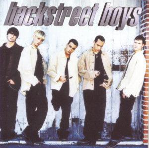 Backstreet Boys的專輯新好男孩同名專輯