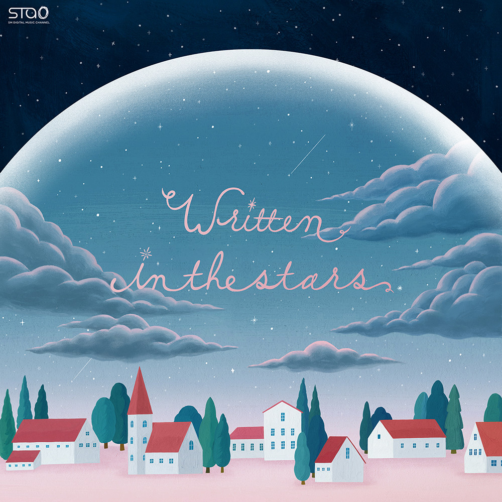 ฟังเพลงอัลบั้ม STATION, Written In The Stars