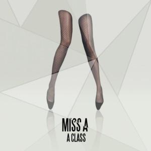 อัลบัม A Class ศิลปิน miss A