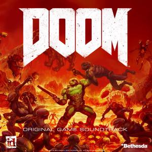 Album Doom (Original Game Soundtrack) from Mick Gordon