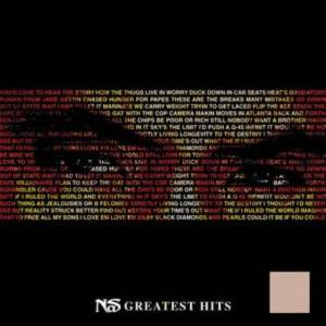 Album Greatest Hits from Nas