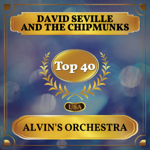 Album Alvin's Orchestra from The Chipmunks