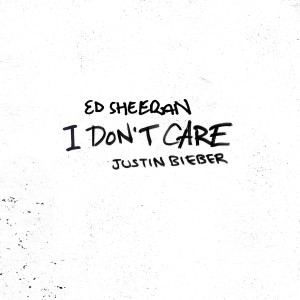 Listen to I Don't Care song with lyrics from Ed Sheeran