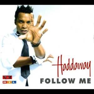 Album Follow Me from Haddaway