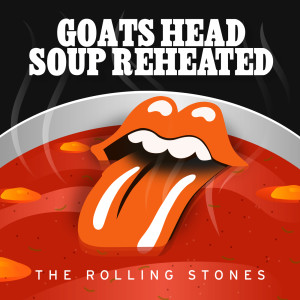 The Rolling Stones的專輯Goats Head Soup Reheated