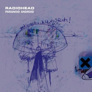 Radiohead的專輯Paranoid Android