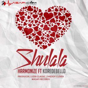 Album Shulala from Harmonize