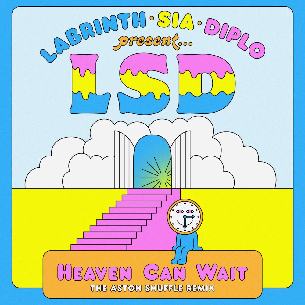 ฟังเพลงอัลบั้ม Heaven Can Wait (The Aston Shuffle Remix)