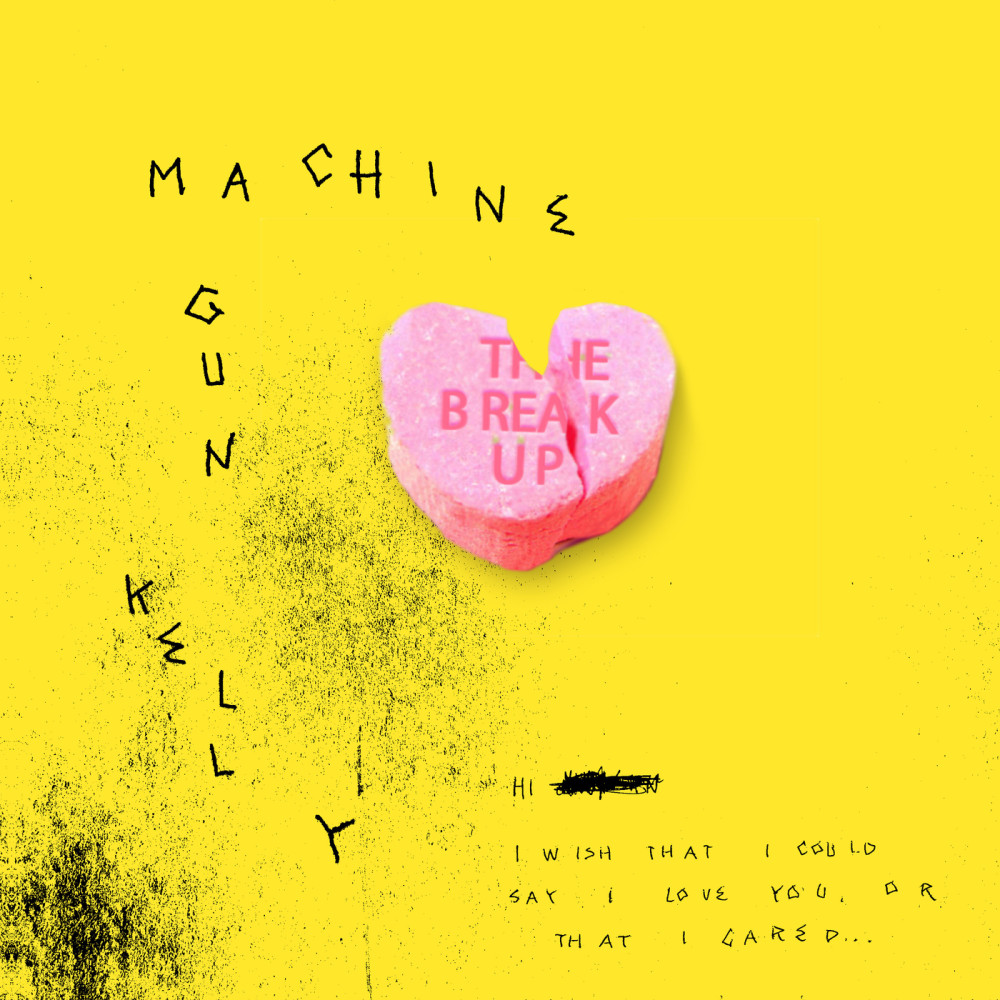 The Break Up 2017 Machine Gun Kelly