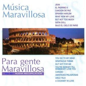 收聽Orquesta Música Maravillosa的But Not For Me歌詞歌曲