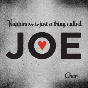 Album Happiness Is Just a Thing Called Joe from Cher