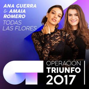 Album Todas Las Flores from Ana Guerra
