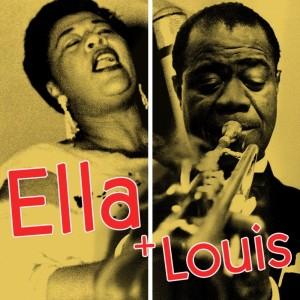 Louis Armstrong的專輯Ella + Louis