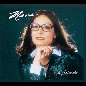 Album Keep The Love Alive from Nana Mouskouri